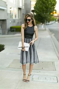 Black A Line Skirt Outfits | www.pixshark.com - Images Galleries With A Bite!
