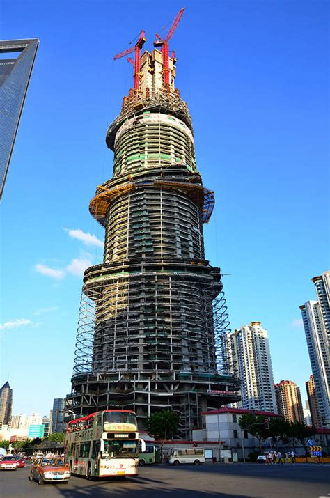 Shanghai Tower Verdict Designbuild