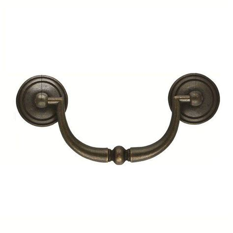 3 1 4 cabinet pulls hickory hardware 3 1 4 in windover antique furniture bail