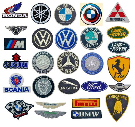 motor racing car brand formula 1 racing iron on patch