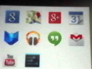 Android Jelly bean icon pack - YouTube