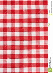 fond a carreaux rouge et blanc de nappe image libre de With nappe à carreaux rouge et blanc