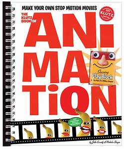 Klutz Animation Blog Tour, Stop 15 — With a Giveaway!   WIRED