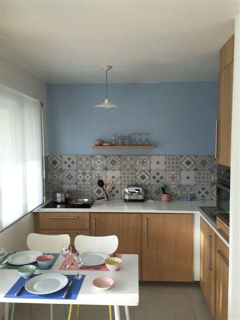 cuisine mur bleu cuisine mur bleu turquoise chaios com