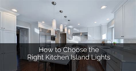 choose   kitchen island lights home