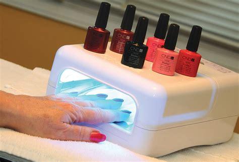 Эффективность сушек для ногтей