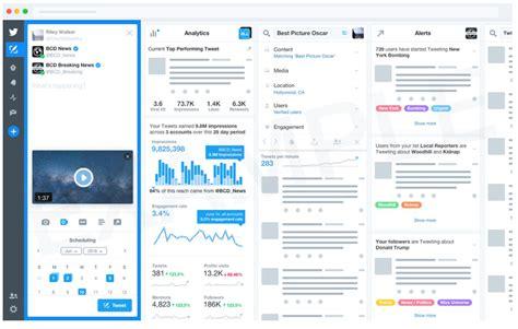 Twitter Considers Offering A Tweetdeck Subscription Service