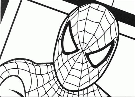 colouring in templates spiderman printable coloring pages spiderman coloring home
