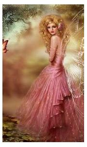 Pink Fairy - Fantasy & Abstract Background Wallpapers on ...