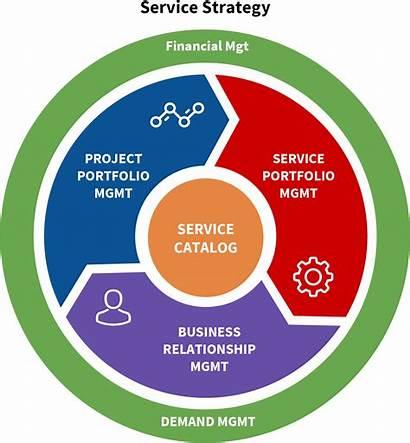 Strategy Service Management Portfolio Coordinate Proactive Includes
