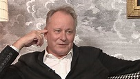 Stellan Skarsgard: I used to scare people on set - YouTube