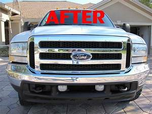 2003 Ford F 04 Grill Conversion Includes