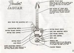 Eli5 Switch Functions Of Fender Jaguar   Guitar