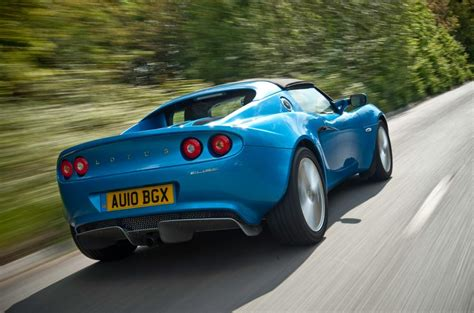 lotus elise review  autocar