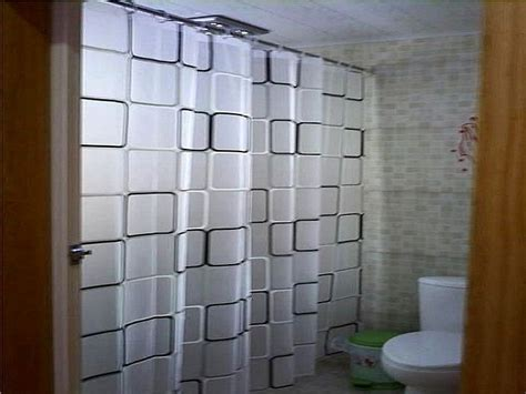 bathroom drapery ideas 15 bathroom shower curtain ideas home and
