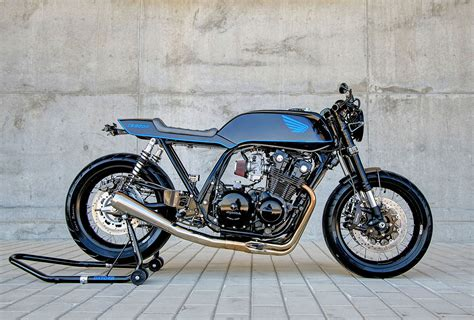 Times Two  Honda Cb900f Cafe Racers  Return Of The Cafe