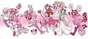 pink magical girl fairy type pokemon mug