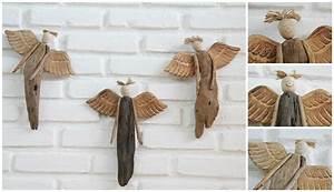 Lustre En Bois Flotté : bricolage bois flott fashion designs ~ Dailycaller-alerts.com Idées de Décoration