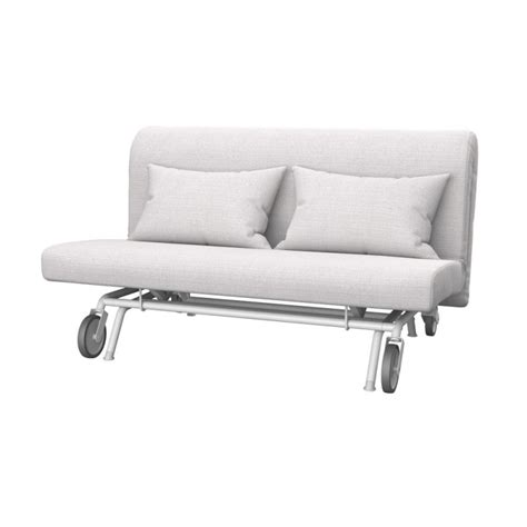 ikea ps sofa bed ikea ps 2017 2 seat sofa white grey thesofa