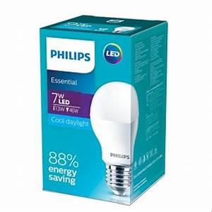 Jual Lampu Philips Led Essential 7w 7 Watt Di Lapak Puncak
