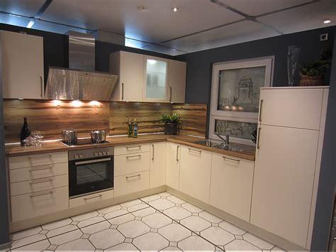 Häcker-musterküche Moderne L-küche Mit High Pressure