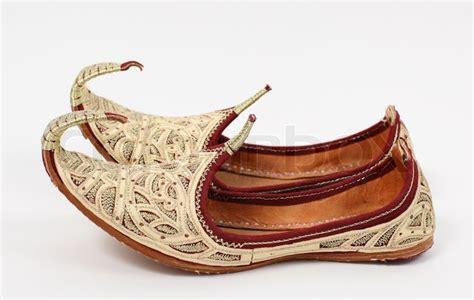 Traditionelle Arabische Schuhe über ...