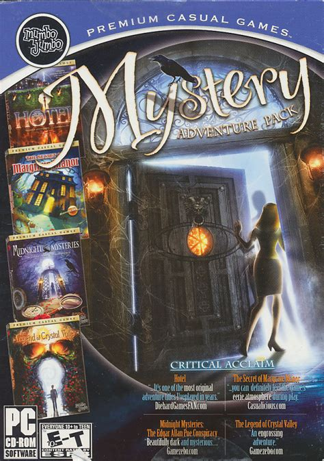mystery adventure mumbo jumbo mystery adventure pack 4x object