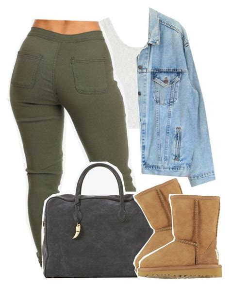 Ugg Boot Outfits Polyvore