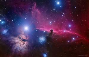 Diffuse Nebulas