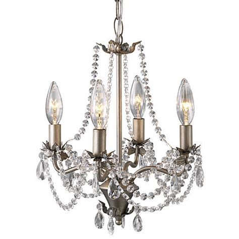 mini chandelier bedding decor walmart