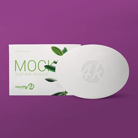 It's a psd format mockup file in 300 dpi instantly showcase your soap bar mockup design with this photorealistic soap bar paper package mockup. Free Soap Bar Package MockUp in 4k - Counrty4k