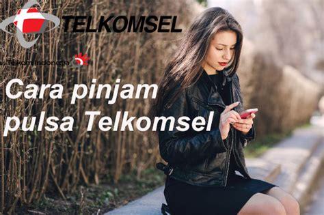 10000 khusus pengguna perdana xl… Cara Pinjam Pulsa Darurat Telkomsel Terbaru - TEKNODIARY