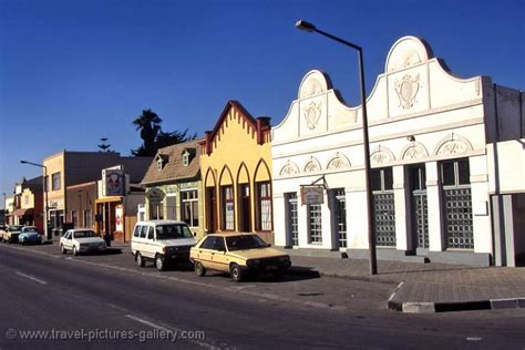 Pictures of Namibia-0007 - Swakopmund, German colonial ...