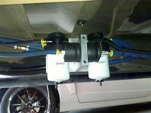 Obs Bean U0026 39 S Diesel Fuel System Install  Pics