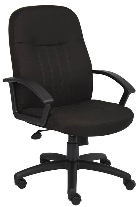 boss b8306 boss mid back fabric managers chair sd