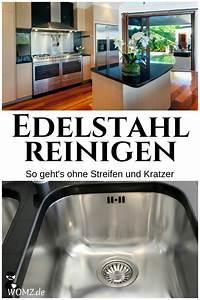 Kühlschrank Richtig Reinigen : edelstahl richtig reinigen ganz ohne streifen und schlieren womz der frauenblog edelstahl ~ Yasmunasinghe.com Haus und Dekorationen