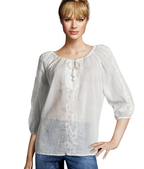 h m blouses h m 39 s white blouse blouse with