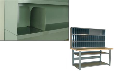 riser shelves dividers  workbenches sjfcom