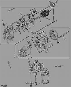 John Deere Gator Hpx Parts Diagram