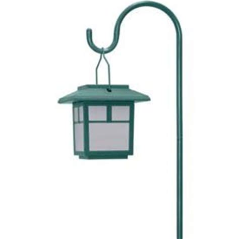 brinkmann 822 2506 4 hanging mission solar light set