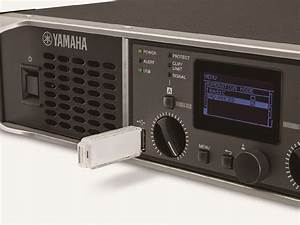 Yamaha Px10 Power Amplifier 1000w Stereo Power Amp