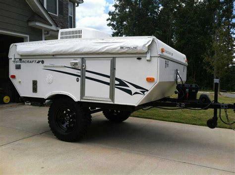 guy     small pop  hogan  road camper trailer  road camper
