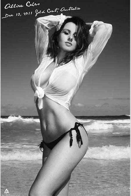 Allira Cohrs - Black & White Shoot | StarNow