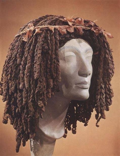 wig  princess naunynany st dynasty ancient egypt