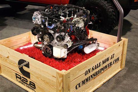 Cummins Inc. Offers A Badass 2.8-liter Crate Engine