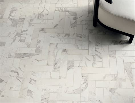 perini marble tile versus marble look tile and