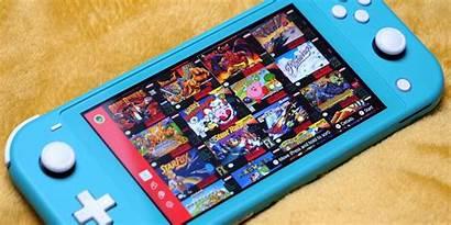 Nintendo Switch Games Classic Boy Snes Nes