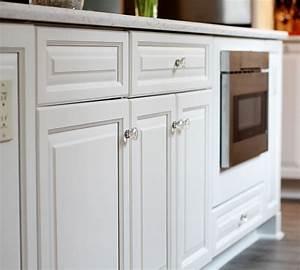 White Lacquer Cabinets - Home Design