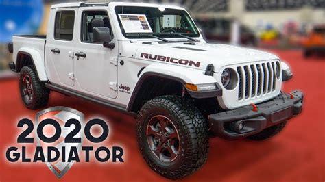 jeep gladiator rubicon  wrangler pickup