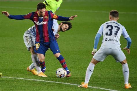 Hasil Barcelona Vs Valencia, Gol Lionel Messi Tak Mampu ...